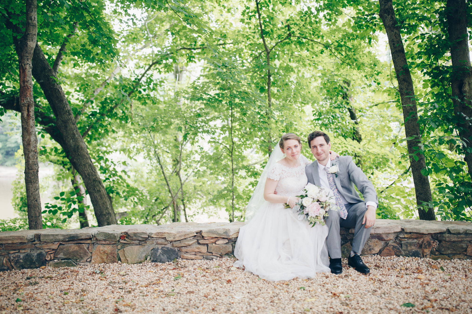 Aileen & Max | DC & Virginia Wedding Photographer | Maral Noori Photography | Haw River Ballroom