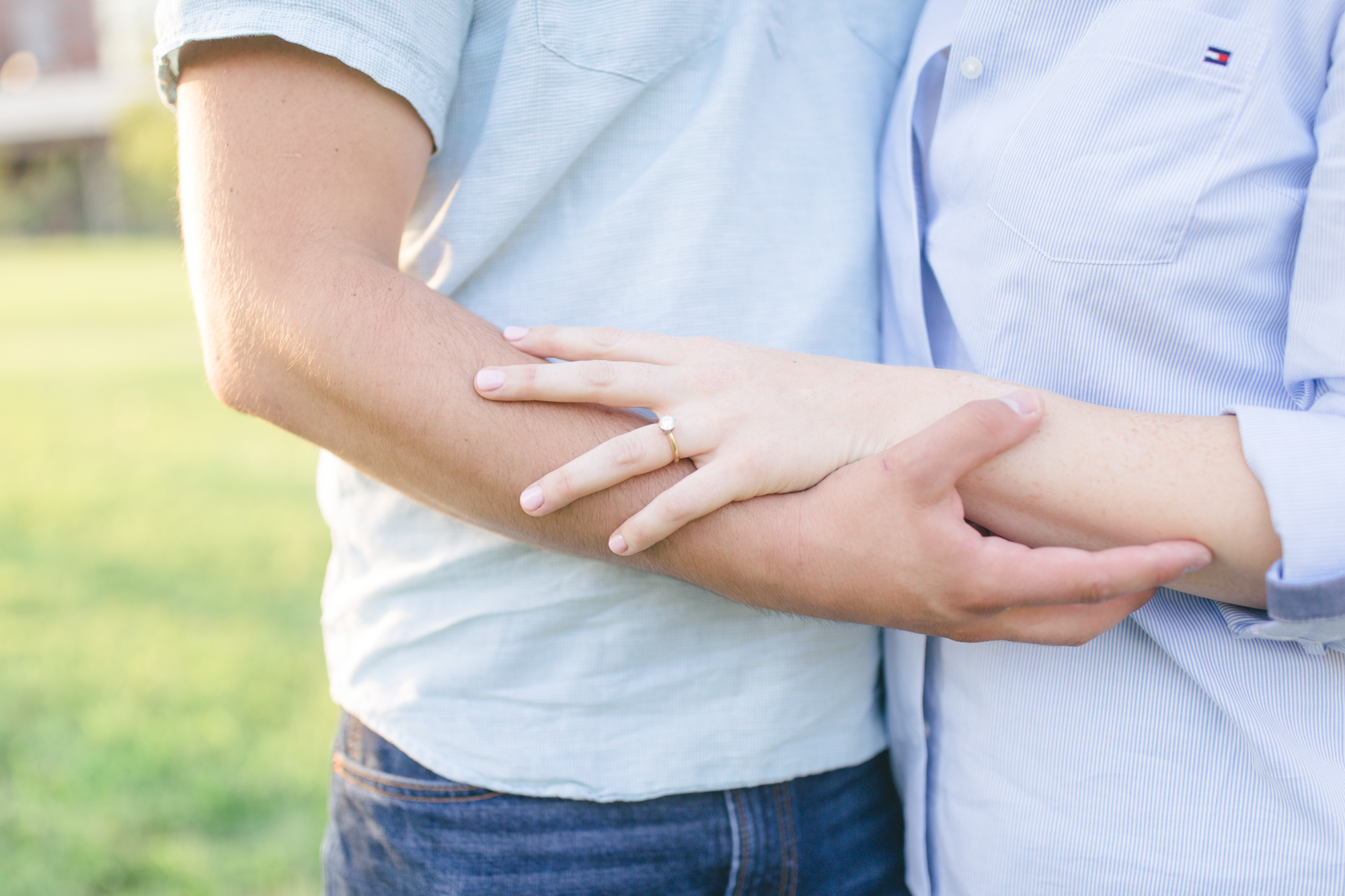 Georgetown Waterfront Engagement | Maral Noori Photography |