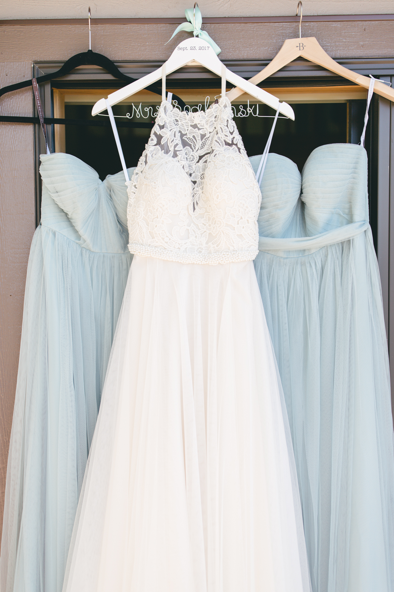 Wintergreen Resort Wedding | Maral Noori Photography | Charlottesville Virginia Wedding Photographer | Bhldn Josie Gown | Jenny Yoo Annabelle Dress Seaglass