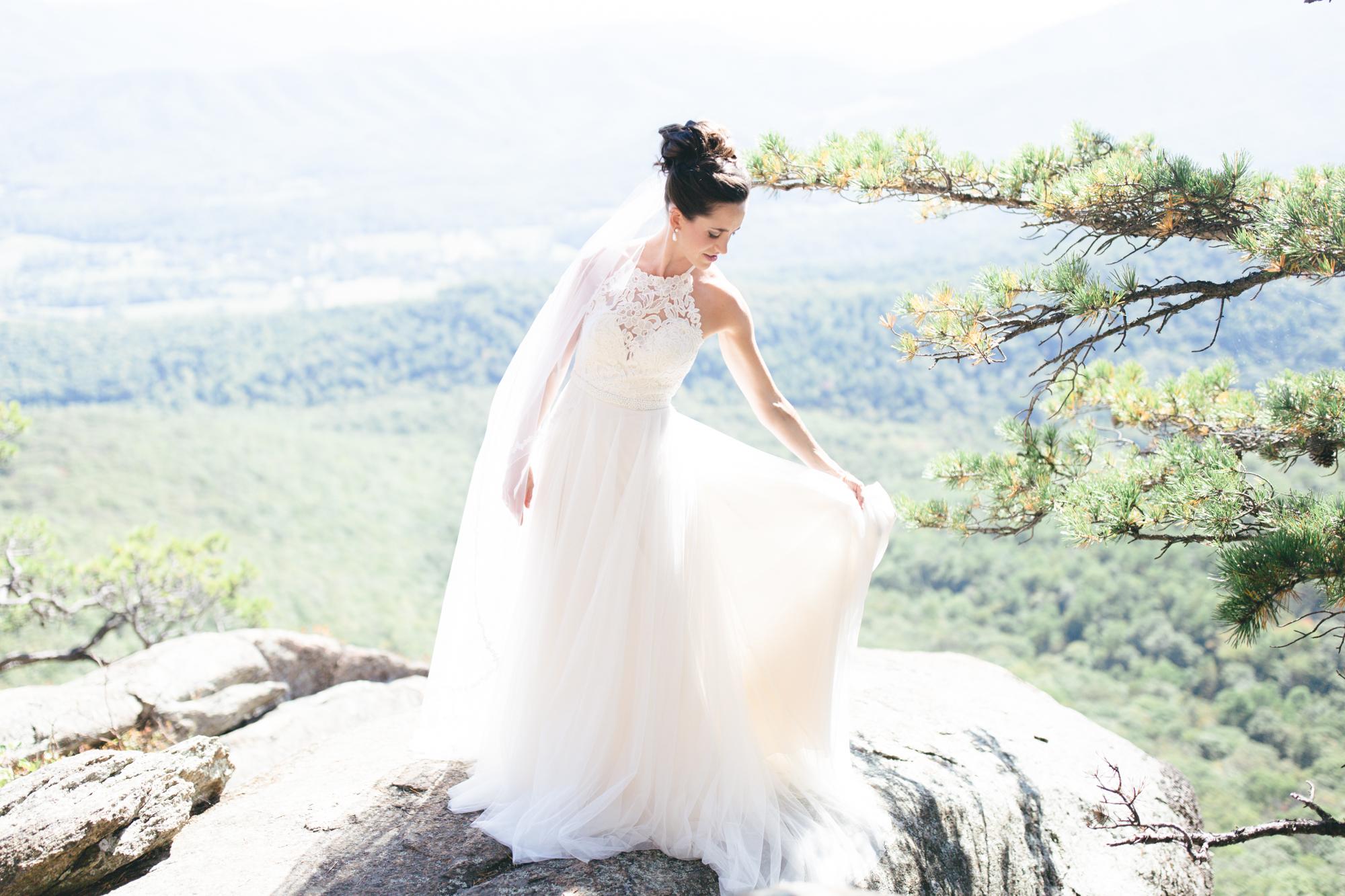 Wintergreen Resort Wedding | Maral Noori Photography | Charlottesville Virginia Wedding Photographer |