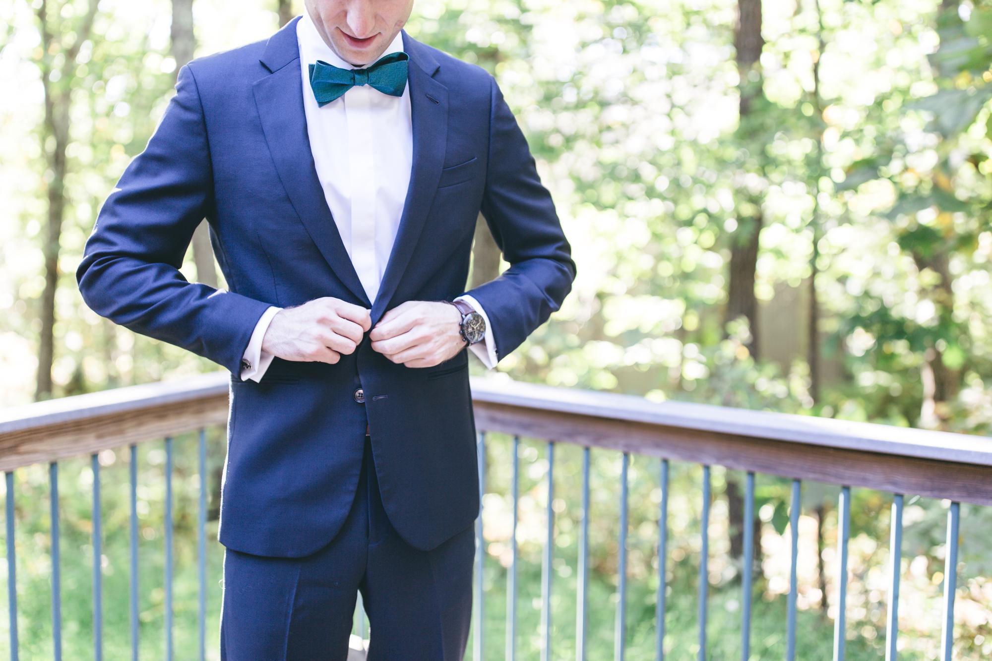 Wintergreen Resort Wedding | Maral Noori Photography | Charlottesville Virginia Wedding Photographer