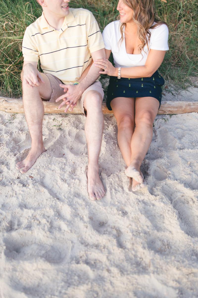 Solomons Island Engagement Session | Maral Noori Photography | Maryland Wedding Photographer