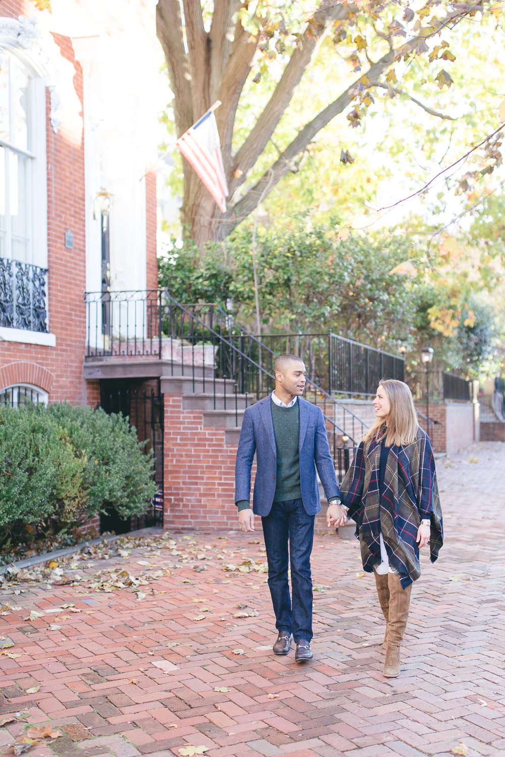 Georgetown Anniversary Portraits | Maral Noori Photography | Washington DC Engagement and Wedding Photographer