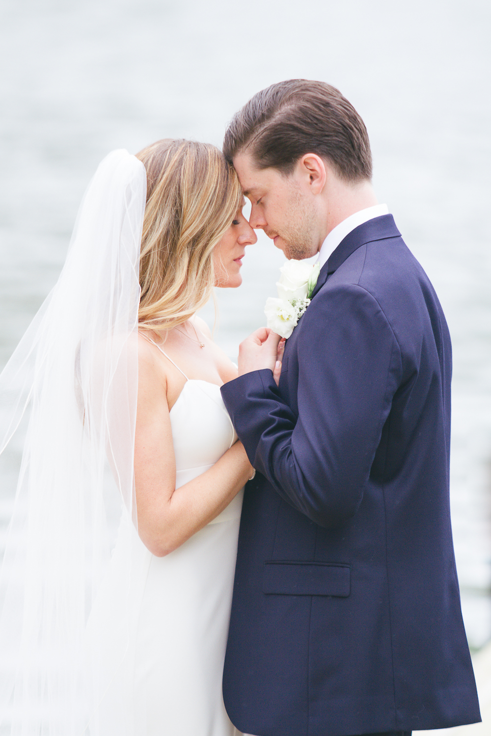 Waterfront Backyard Wedding | Maral Noori Photography | Bay Area Wedding Photographer