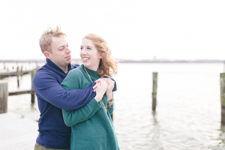 Waterfront Engagement | Maral Noori Photography | Bay Area Wedding Photographer