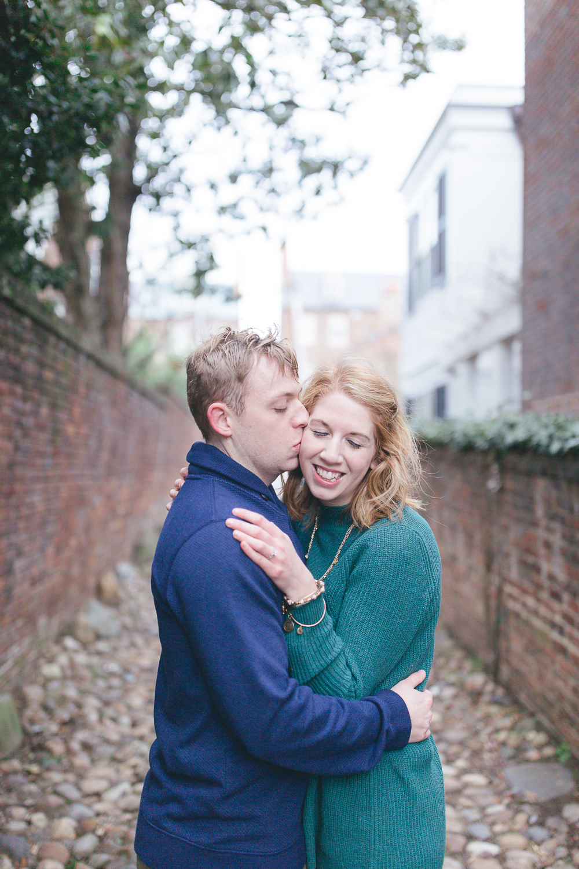 Old Town Alexandria Engagement | Maral Noori Photography | Bay Area Wedding Photographer