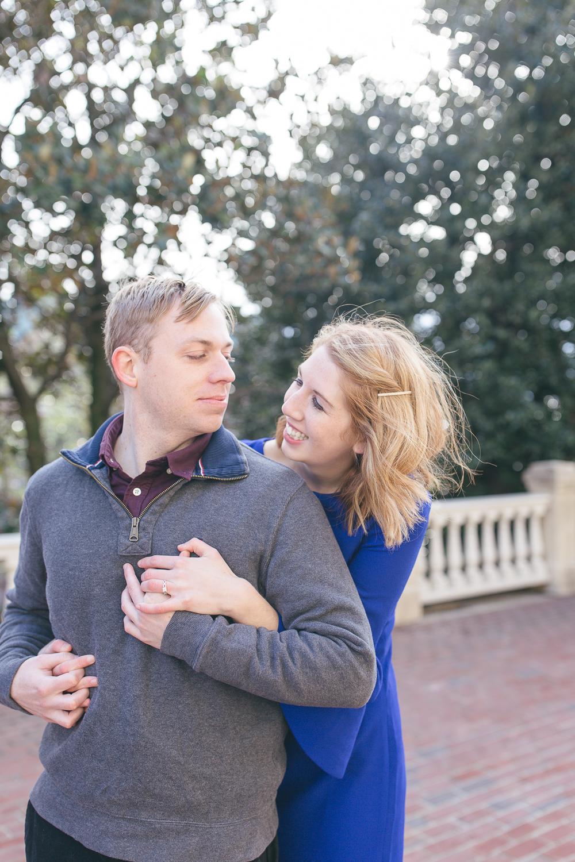 Carlyle Historic House Alexandria Engagement | Maral Noori Photography | Bay Area Wedding Photographer