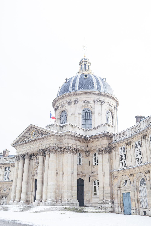 Paris, France Travel Blog   Tips   Tricks   Prints   Maral Noori Photography   Institute de France