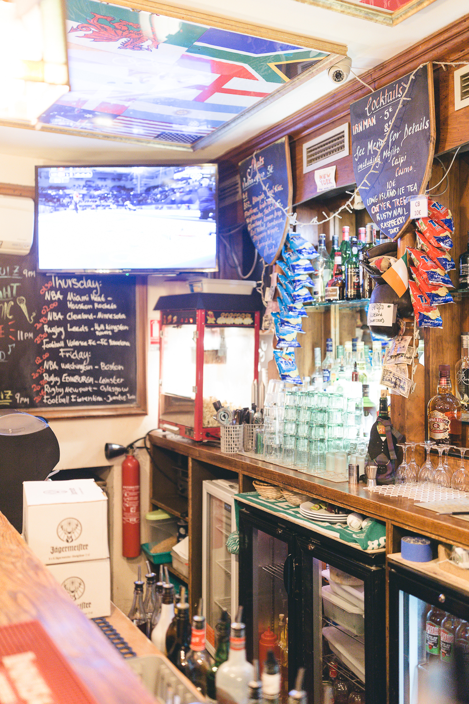 Paris, France Travel Blog   Tips   Tricks   Prints   Maral Noori Photography   The Highlander Scottish Pub