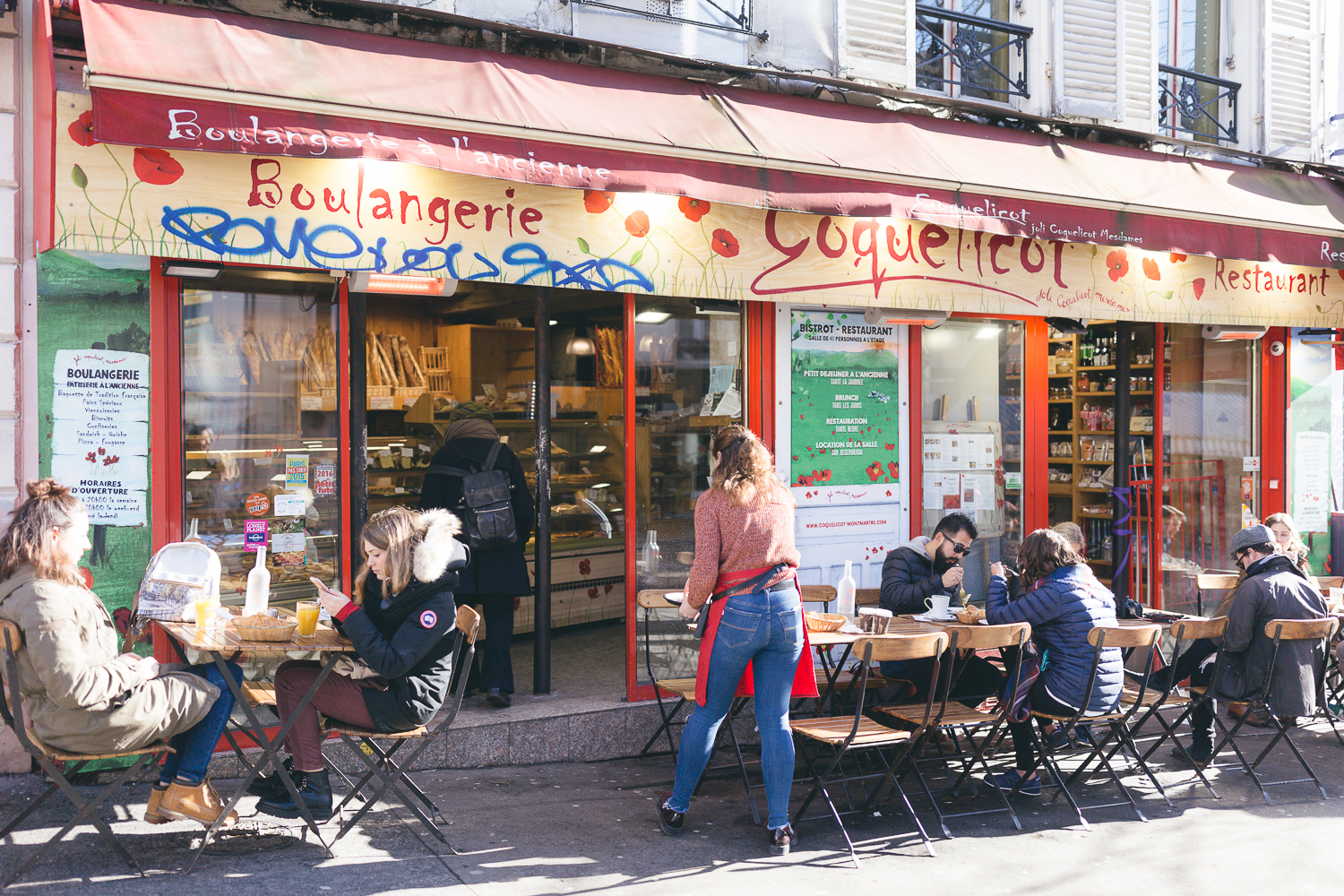 Montmartre Food Tour | Maral Noori Photography | Paris France