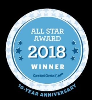 ~ we did it ... AGAIN!  @firststatesquash_wilmo_de was just named a @constantcontact All Star for 2018!  Woohoo!  THANK YOU to our subscribers for reading and responding to our e-newsletters!  We are truly appreciative of your support on EVERY level, & are honored to be recognized a second year in a row!  We wouldn't be able to do it without you! #firststatesquash #FSS #urbansquash #urbansquashmovement #constantcontact #constantcontactallstar2018 #loveit #squash #squashrules #netde #wilmde #delawaresquashrocks #waytobringit @cityofwilmington @wilmington.delaware