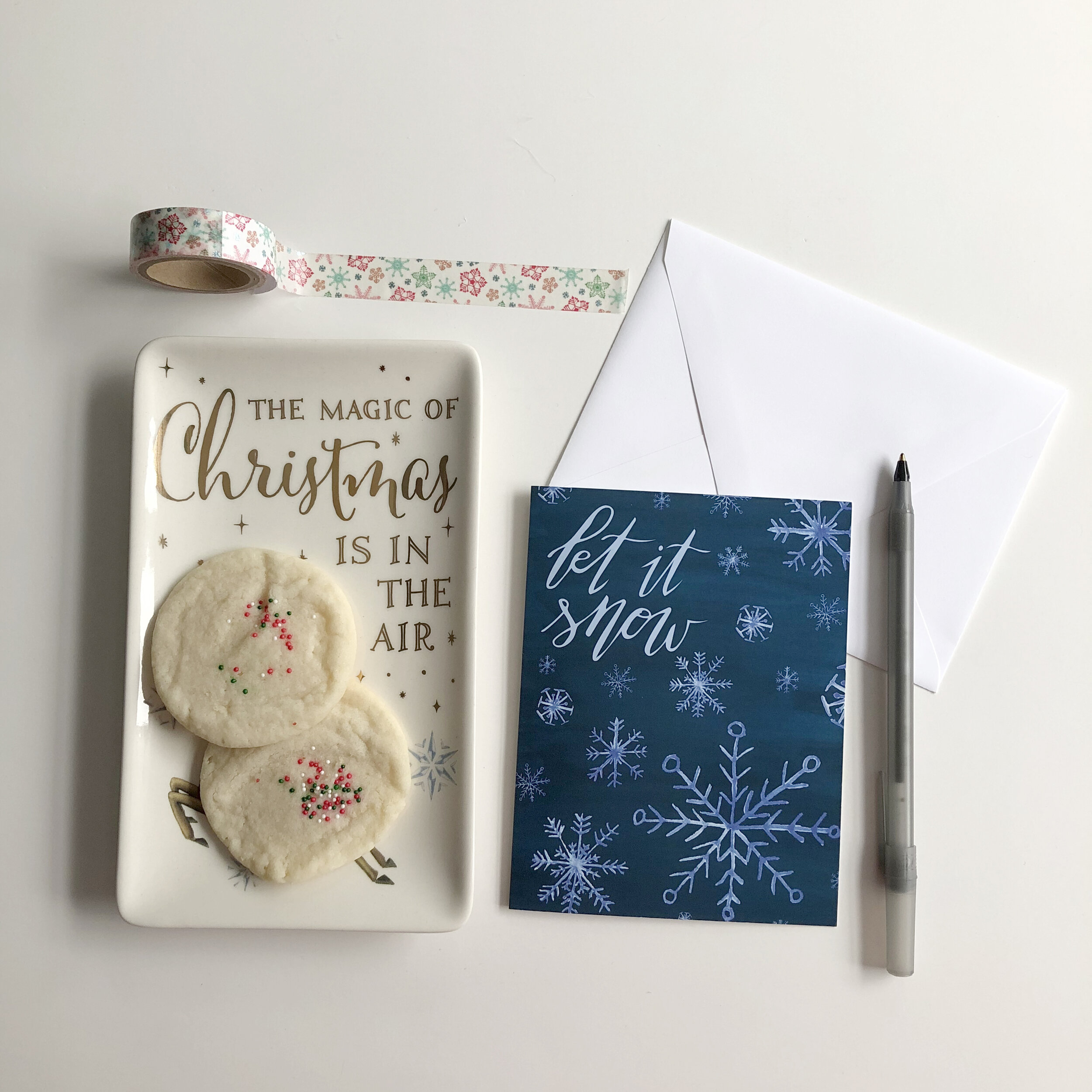 This  new greeting card  can be bought as a single card.