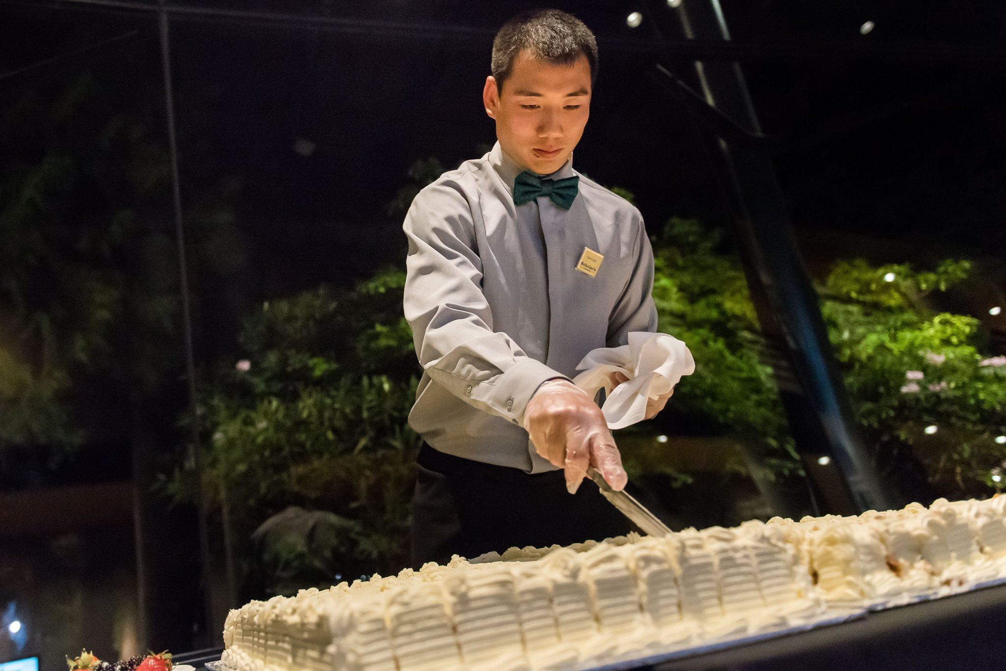 Cake! Photo: Paul Joseph/UBC
