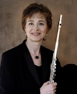 Brenda Fedoruk, flute