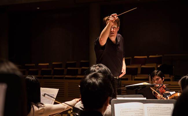 Maestro Jonathan Girard