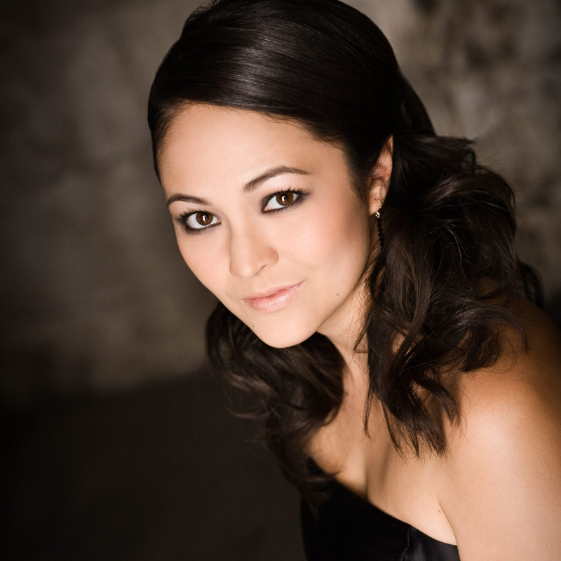 Debi Wong.  Photo courtesy of the artist