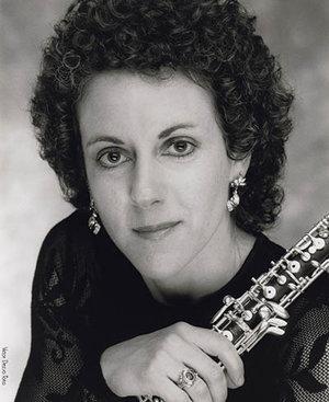 Beth Orson, oboe