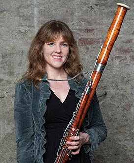 Julia Lockhart, bassoon