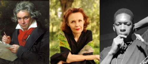 Beethoven, Kaija Saariaho and John Coltrane