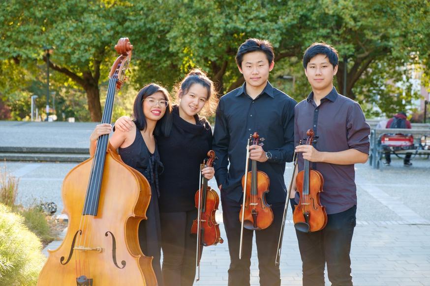 Jaedeology String Quartet — UBC School of Music