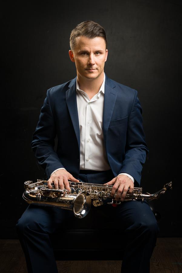 Preston Duncan, saxophone