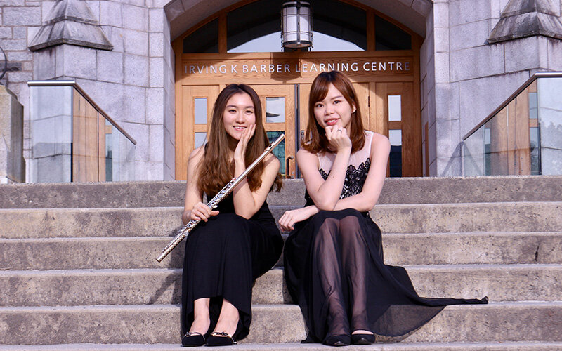Duo Resonance: Lisa Yu-Hsien Lin and Siliang Wang