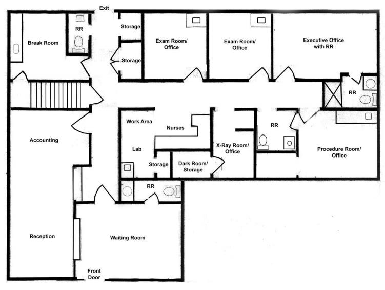 1211 Columbia Drive Milledgeville floorplan | GeorgiaCommercialRealEstate.net