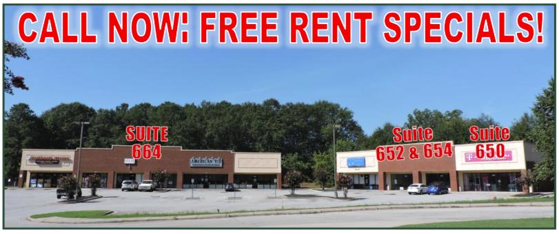 650-670 Grove Road, Locust Grove, GA  30248