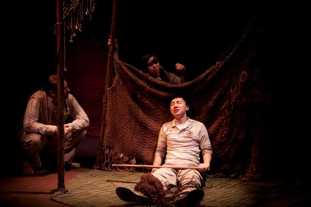 Pedro and the War: A Cantata (2012)