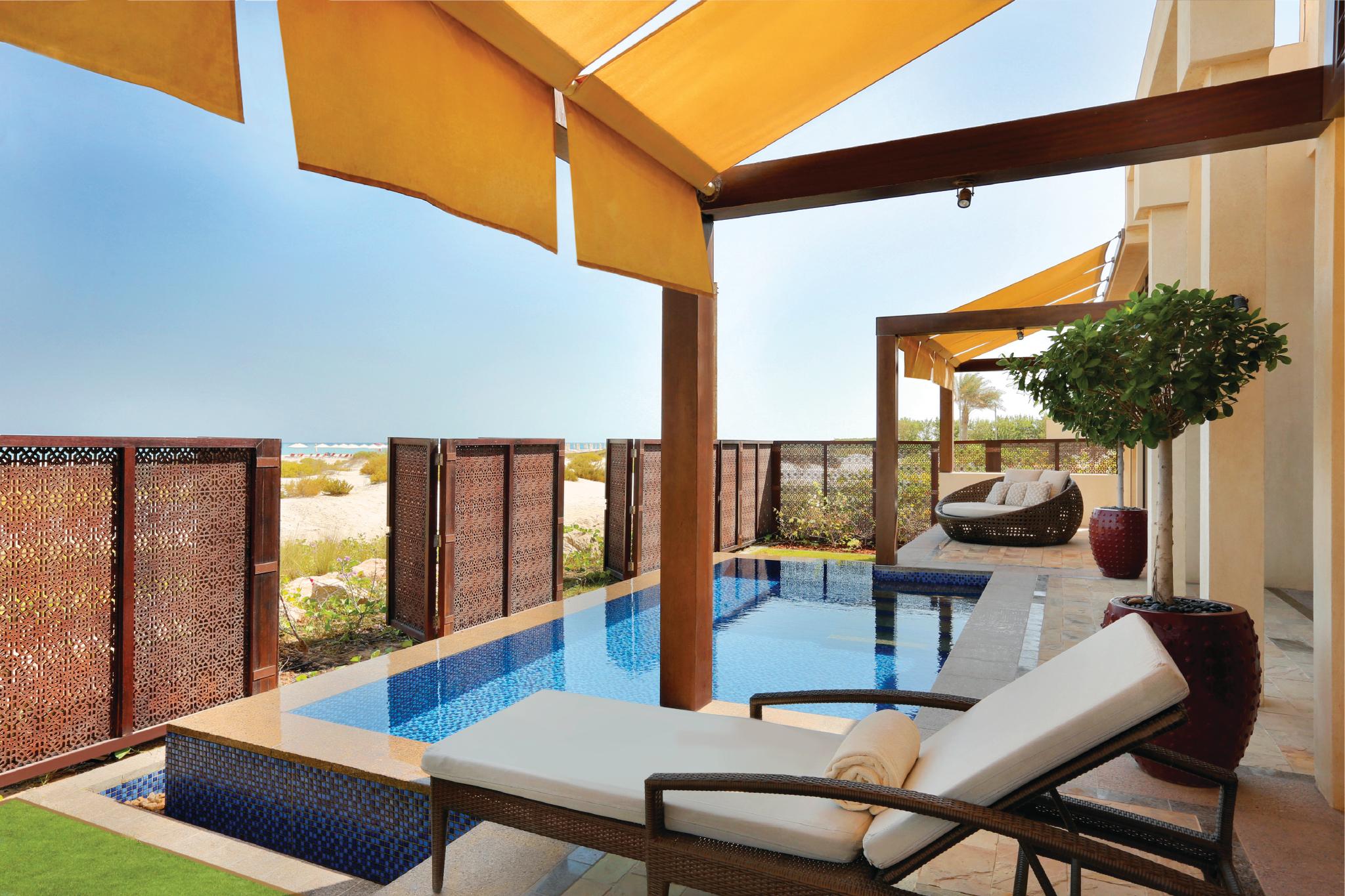 Immense ville - Dotate di un'ampia terrazza esterna con piscina privata ed un'unica terrazza da pranzo con una magnifica vista sul Mar Arabico.