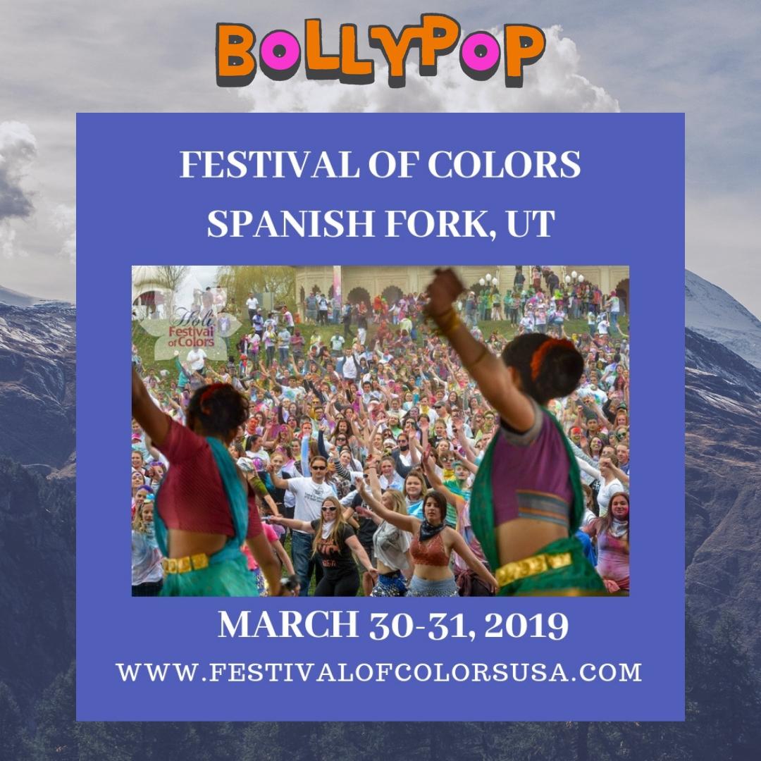 Spanish Fork - Mar 30th - 31st