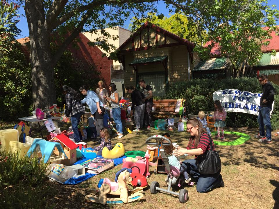 Elwood Toy Library Make a Donation