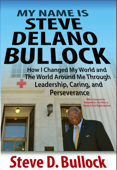 """Steve D. Bullock wrote in his Acknowledgments:  """"...I would like to thank Elizabeth Ann Atkins and Catherine M. Greenspan for assisting me in the composition and publication of this book. They skillfully wove my life story with the major themes that have driven my personal and professional life, enabling me to excel far beyond the harsh realities of the world into which I was born. Their assistance enabled me to bring this longtime dream of writing to fruition, so that I may share my story and sucess principles with you."""""""