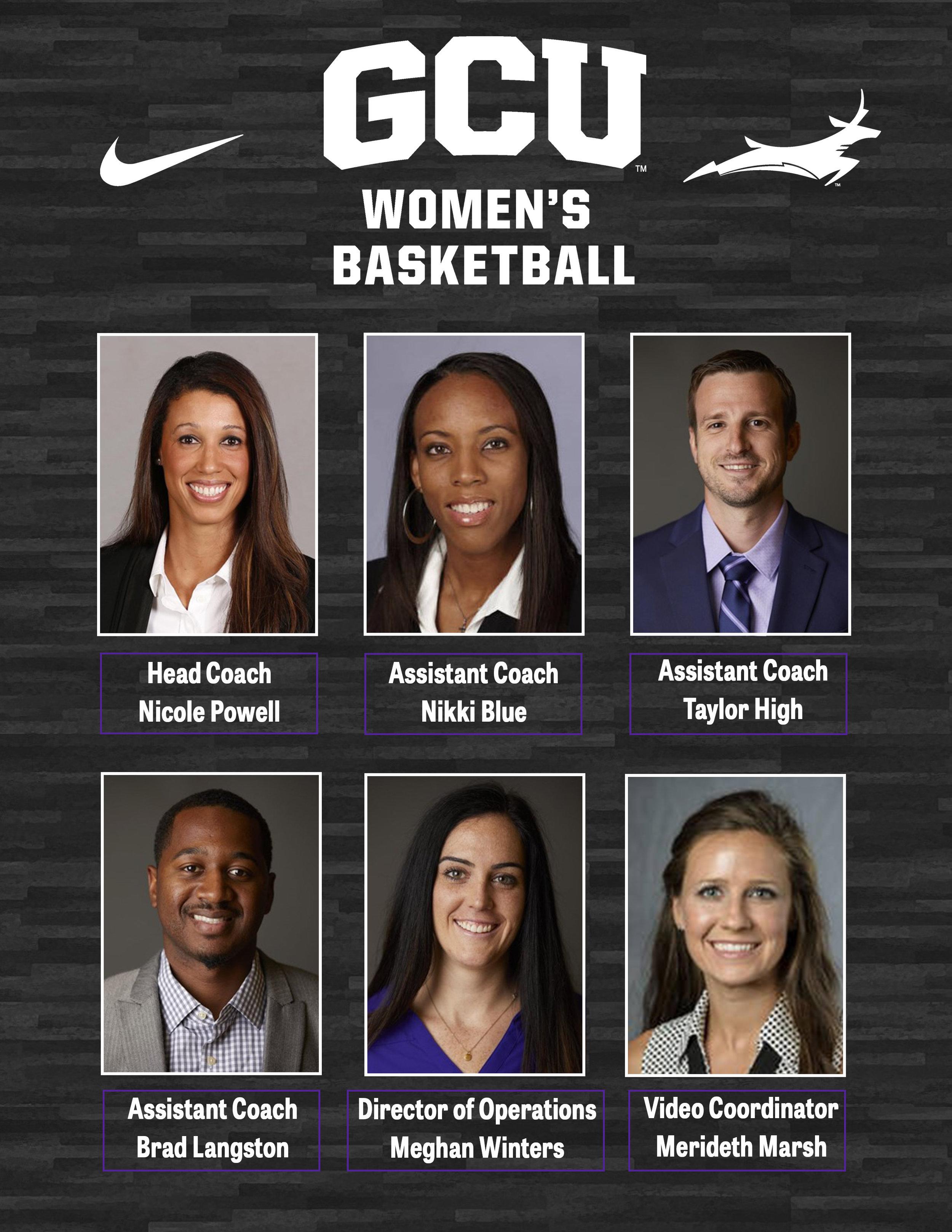Gcu Women S Basketball Meg Winters