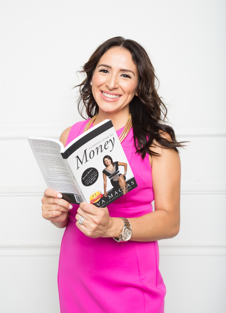 """Hello! - I'm so excited to be a part of your event.As a speaker, I look forward to providing your audience with new knowledge, awareness, and most importantly inspiration to TAKE ACTION in their lives.As an author, I look forward to providing even more value after the presentation is over through my book, """"A Latina's Guide to Money"""".Please choose a package below that best suits your audience.Thank you!!"""