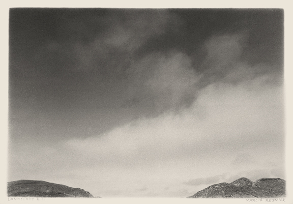 Landscape #21  | photograph by Maria Resnick