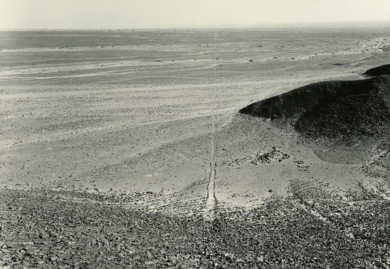 Nazca Pampa | photograph by Edward Ranney