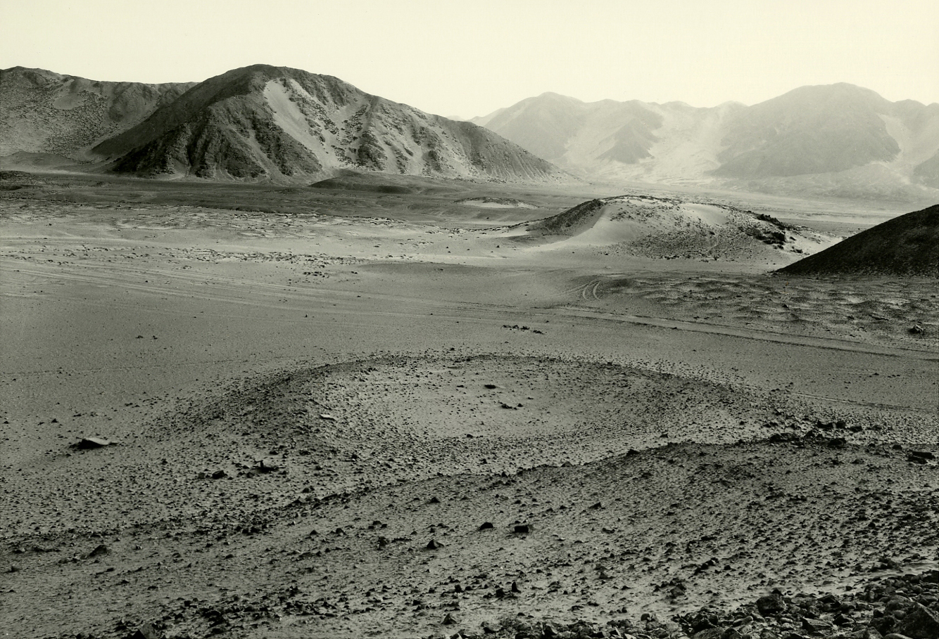 Caral, Supe Valley | photograph by Edward Ranney
