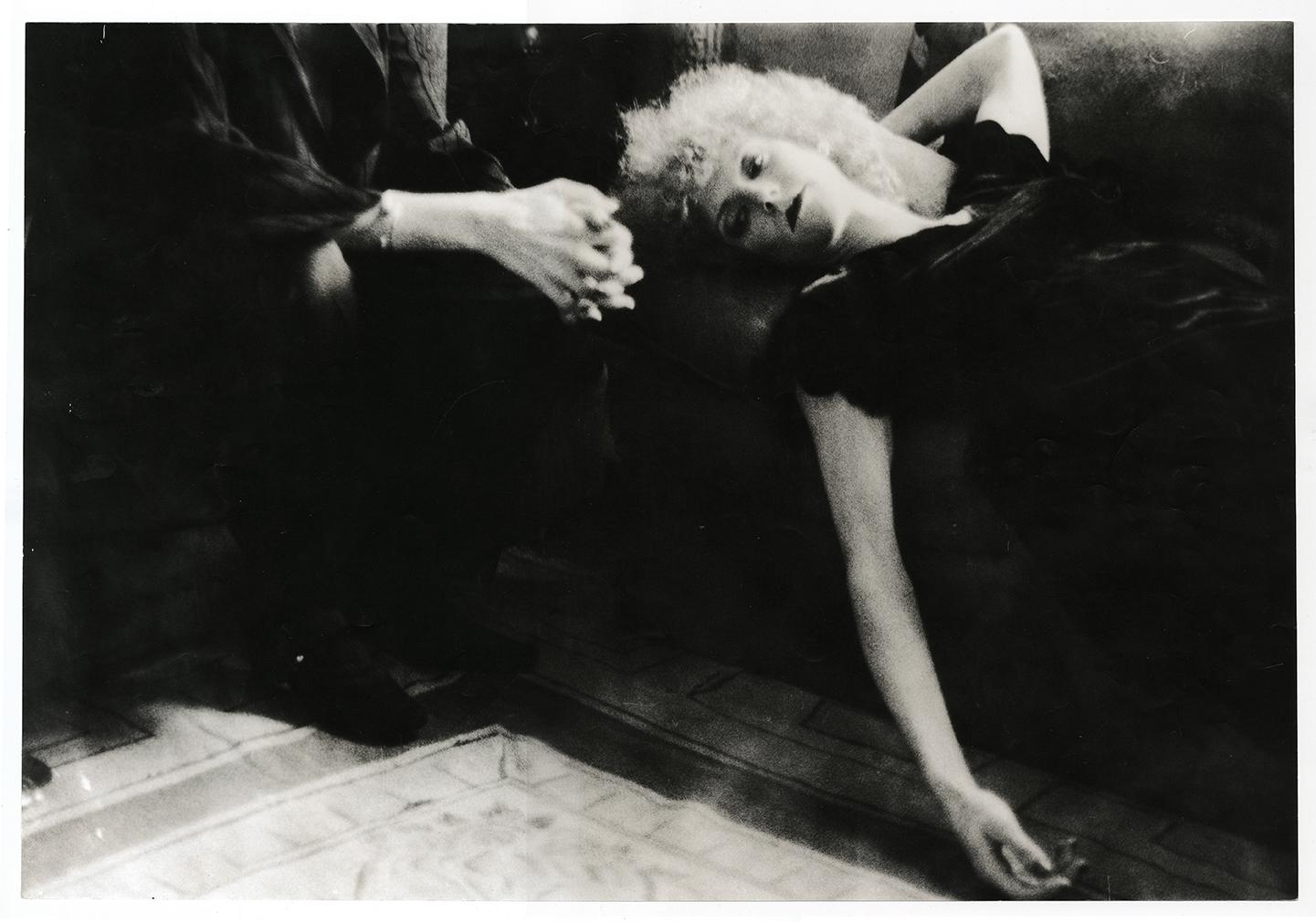 Untitled, 1976  | photograph by Deborah Turbeville