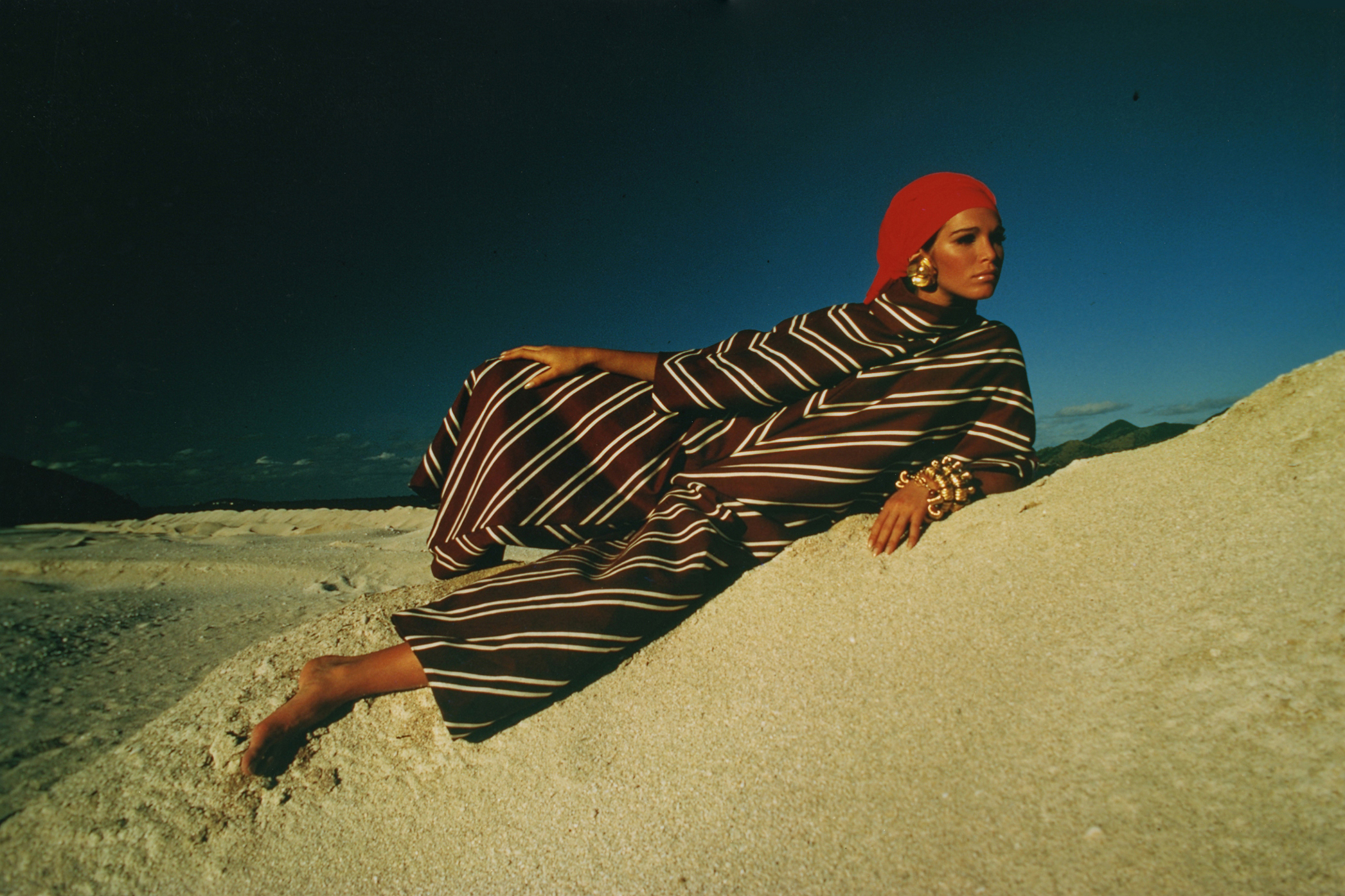 Harper's Bazaar, May 1968 issue | Photograph by William Silano