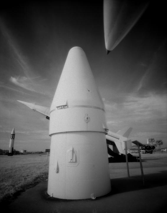 Big Shot Shroud, Cape Canaveral