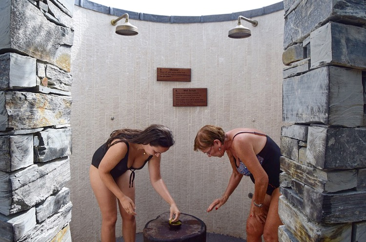 Bedruthan Steps Spa Review