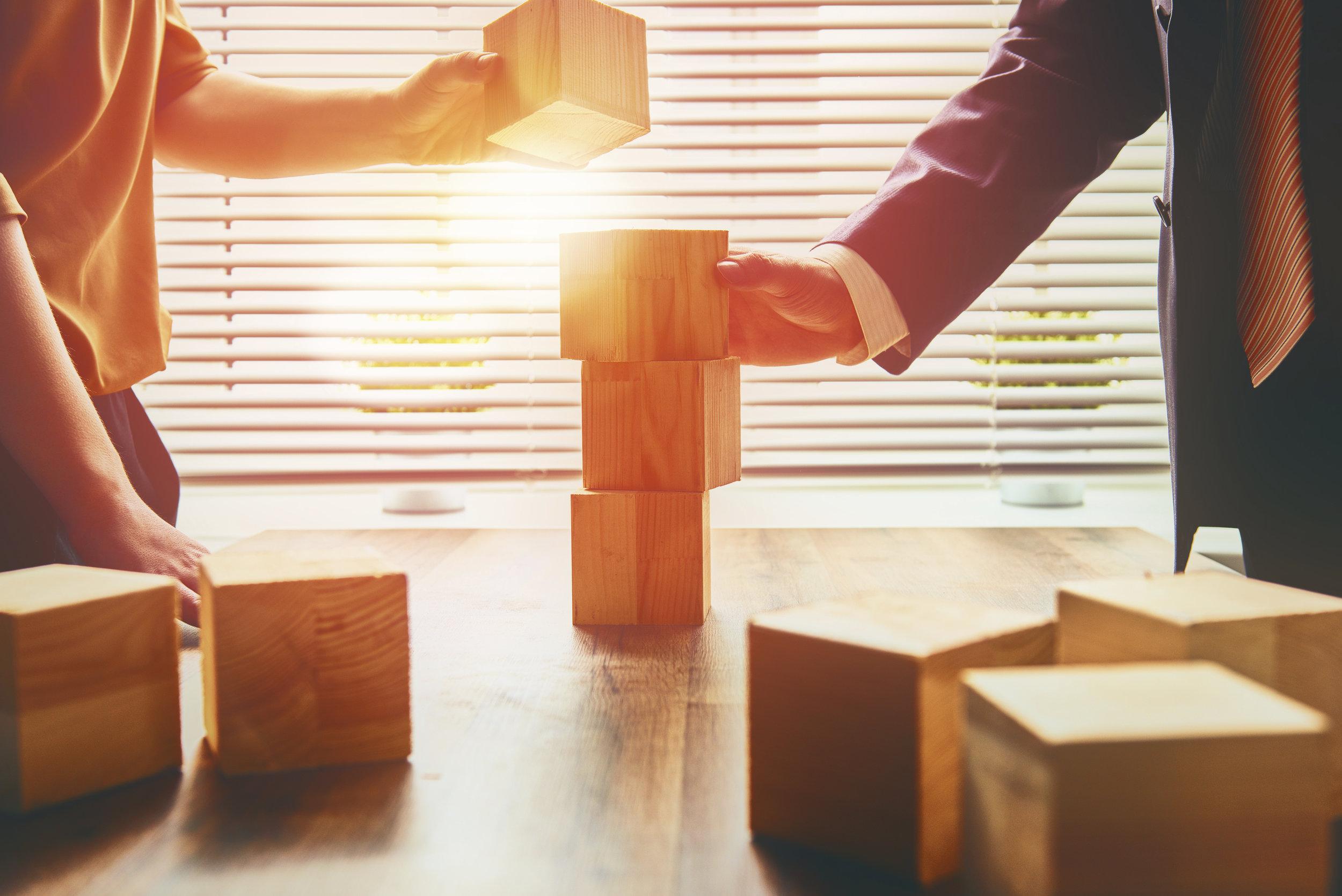 eGuide Tech Allies Building Blocks