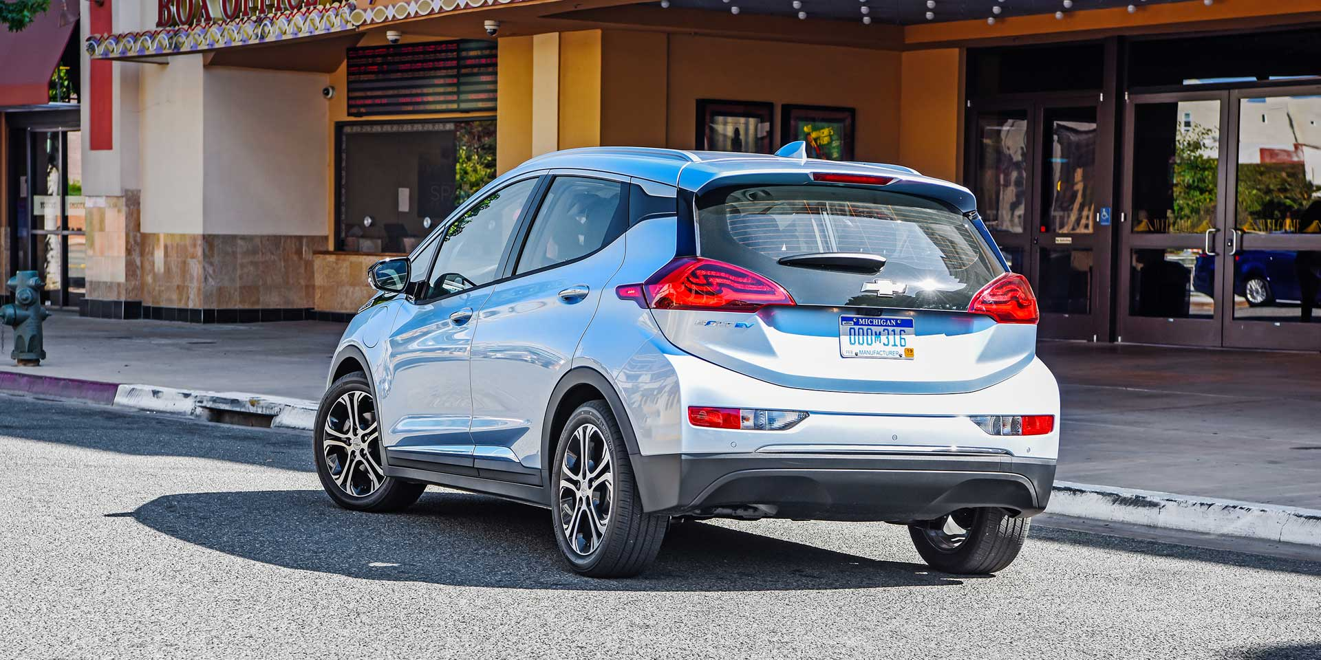Chevy Bolt EV 5