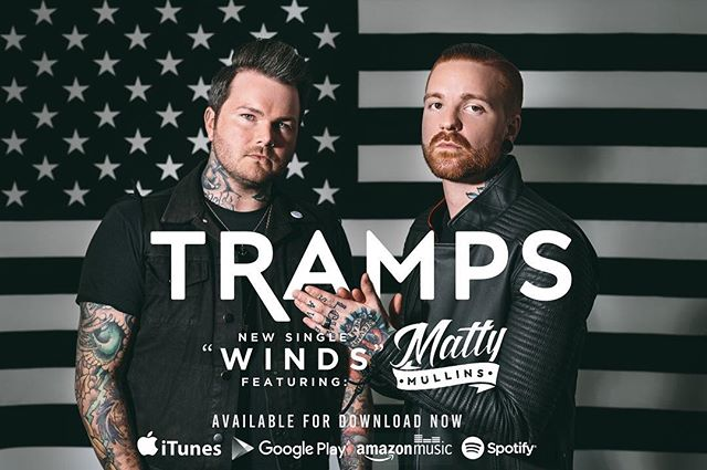 """WINDS"" Featuring @mattymullins is OUT NOW! Link in our bio! Photo: @shaynecgarcia"