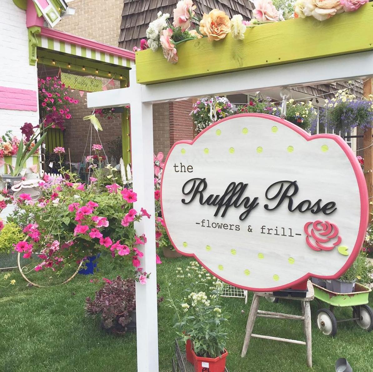 via The Ruffly Rose IG