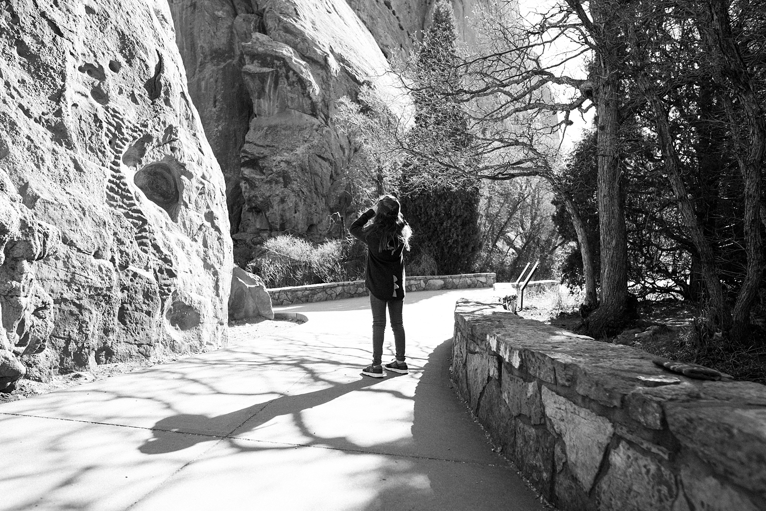 Daytripping at Garden of the Gods in Colorado in this week's Week in the Life of an Unschooler. | GettingUnschooled.com | #unschooling #daytripping #homeschool