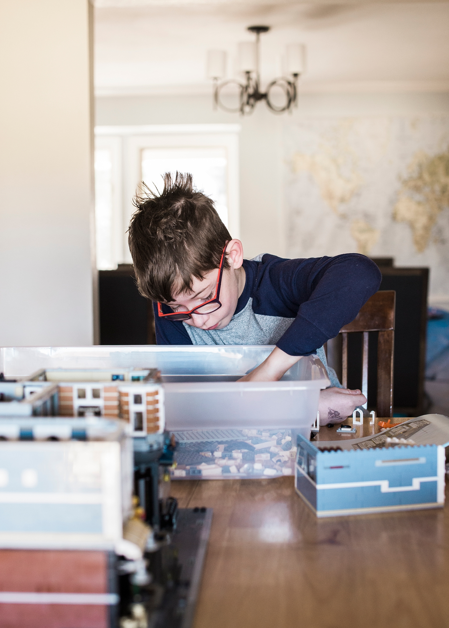 The LEGO creator expert assembly square has been kicking our butts, but we are determined to finish it!! I see now why it is recommended for kids over the age of 16 :) Come see what else we're doing in this week's Week in the Life of an Unschooler.