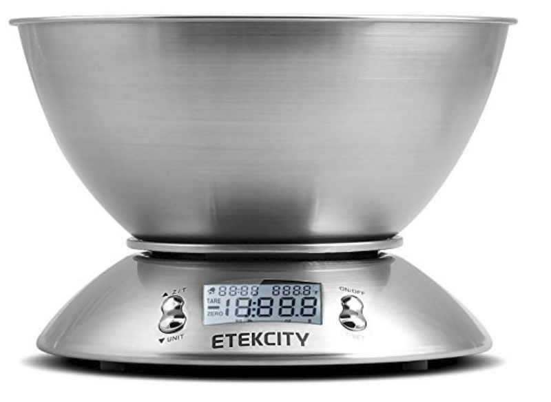 I love this scale and so do thousands of others on Amazon.  A food scale is a keto diet must have especially if you are a beginner!