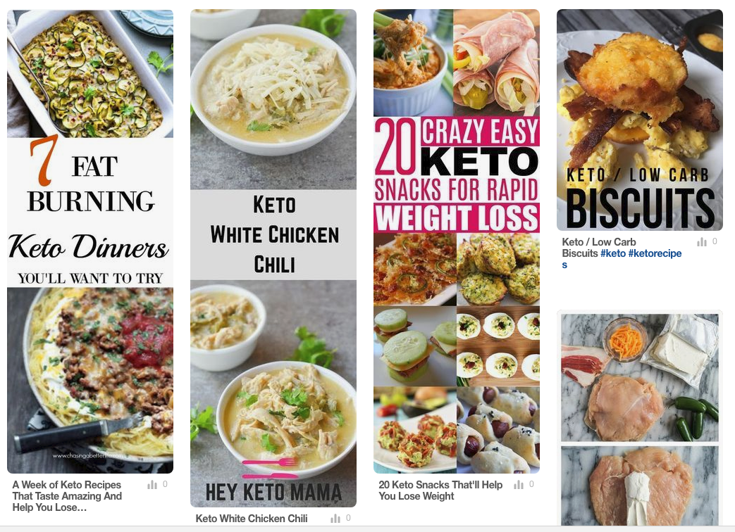 Need more keto diet inspiration?  Follow my board Keto Diet Recipes and Tips!!